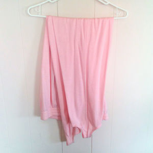 NWOT Blair Stirrup Pants/Leggings Sz L Pink